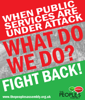 Defend Public Services by Party9999999