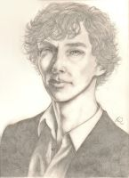 mr cumberbatch by Megano2525