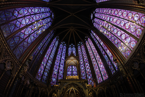 Sainte Chapelle by PluviusAestivus