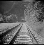railway to nowhere by golehm