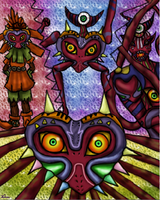 Majora by LadyNoise