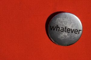 Whatever by bupo