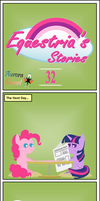 Equestria's Stories - 32 (Aurora Comet) by Zacatron94