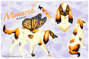 monarch by arctic-evie