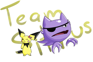PMD Gift Art: Team Sitrus by SnowSparx