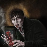 DARK SHADOWS CONTEST by barfast