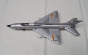 Aircraft of the Aces: Van Coc's MiG-21PF by sentinel28a