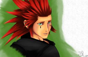Axel by RayneLasira