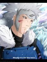 Tobirama the second Hokage by HelavisKrew