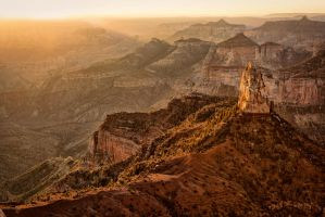 Point Imperial at Sunrise by SonjaPhotography