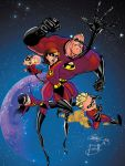 The Incredibles by Jasen-Smith