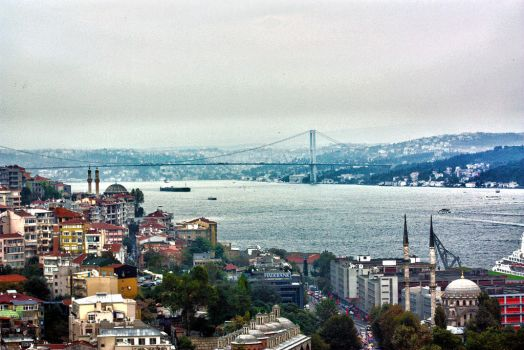 bosphorus HDR by Servetinci