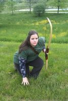 Lord of the Rings: Legolas Cosplay Shot 1 by snowcloud8