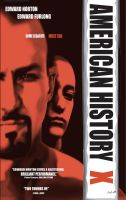 American History X - DVD Cover by RevoD