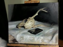 Still life, update round 2! by Miles-Johnston