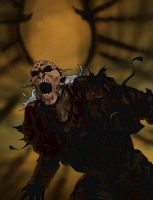 The Creeper Jeepers Creepers by RavenMedia