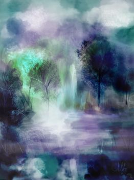 Magic Forest by Szabrina