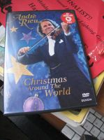 Andre Rieu - Christmas Around the World DVD by TaionaFan369