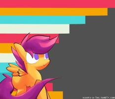 scootapaper by MasterCheefs