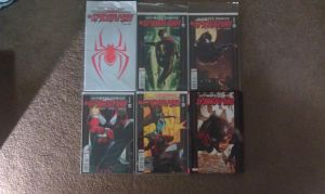 Comic Collection: Marvel - Ultimate Spider-Man by super-gamer