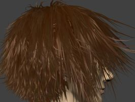 Sear 3D Side Hair by singewyvern