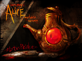 TC - Alice: Madness Returns by DragonsDwelling