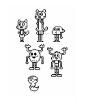 Gumball pixel by protoss722