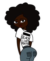 Black Lives Matter - Total Drama Edition by Mocallio2