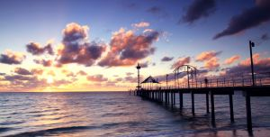 Brighton Sunset by Aquilapse