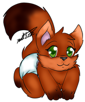 wiiiiddle fox x3 by YenriStar