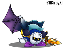 THE Meta Knight by Jdoesstuff