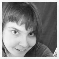Me, black and white, 2013 (2) by Jessi-element