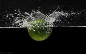 Lime Dive by Syakster