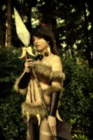 Mmm, the taste of coward.. by Aleeusha