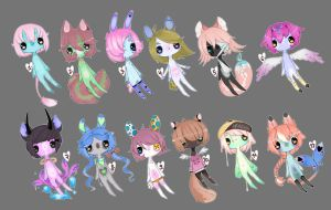 so.many.adopts//closed by Bonelo