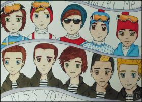 one direction pop6 by cheshirecat84