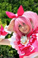 Cure Melody Suite Pretty Cure by YurikoTiger