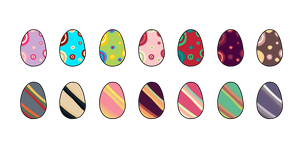 Cheap Egg Adopts~ by HelloColdWorldAdopts