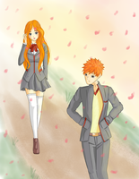 First Glance by iloveYOUxYO