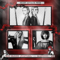 +Photopack png de Bad Blood {POSTERS} by MarEditions1