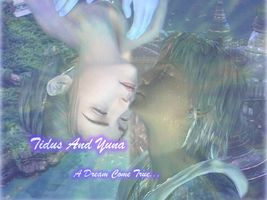 FFX- Tidus and Yuna by Emmy3001