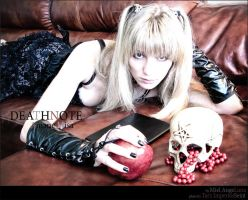 Death Note XII by Mielancholic
