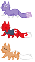 Foxie Pointables by PikPik-Adoption