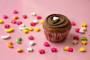 Mini Cupcake by farzanehlphl