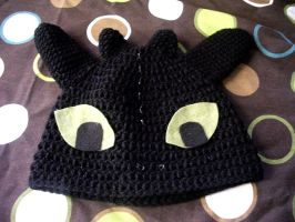 Toothless How to Train Hat by CodiBooher