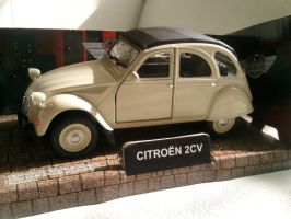Citroen 2cv by And300ZX