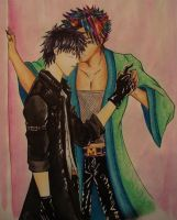 fan art malec ciudad de cenizas original by Zuly-Ang