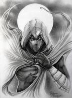 Moon knight by Victoria-K