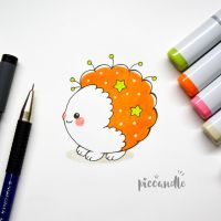 Cute Character Doodle #2 [Video] by PicCandle