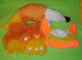 candycorn set for sale by DrakonicKnight